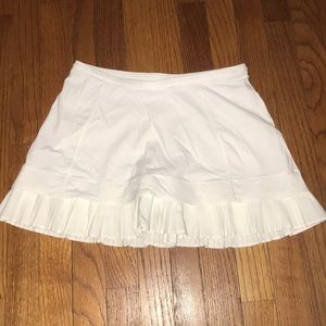 Lululemon athletic/tennis skirt